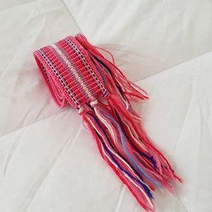 Vintage Carraig Donn 100% Wool Scarf or Belt